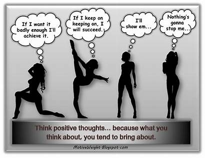 Positive Think Quotes Thoughts Thinking Loss Motivation