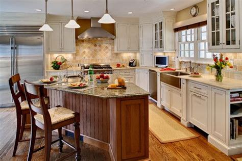 Kitchen Triangle Design  Things To Make Your Heart Your