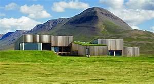 casa hof islandia country house - DigsDigs