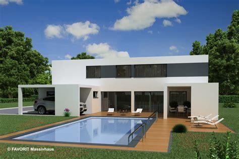 Modernes Haus Ohne Lüftungsanlage by Favorit Massivhaus