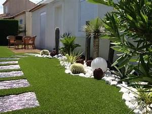 les 25 meilleures idees concernant jardins contemporains With eclairage allee de jardin 7 terrasse piscine et jardin exotique dans une maison design