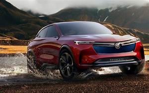 Wallpaper Buick Enspire, Electric SUV, Beijing Auto Show