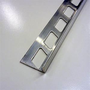 Baguette Finition Carrelage : equerre de finition carrelage sol aluminium brut l 2 5 m ~ Dode.kayakingforconservation.com Idées de Décoration