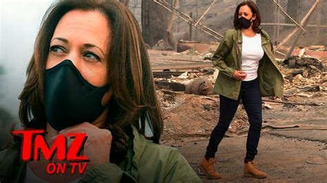 Kamala harris is the 49th vice president of the united states. Facebook Photo Shows Kamala Harris Trespassing On Family's Charred Property