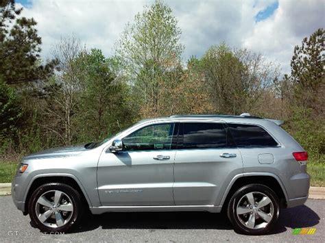 2016 silver jeep grand cherokee 2016 billet silver metallic jeep grand cherokee overland