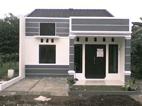 contoh gambar rumah  denah  daily