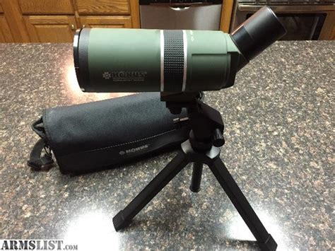 armslist for sale spotting scope