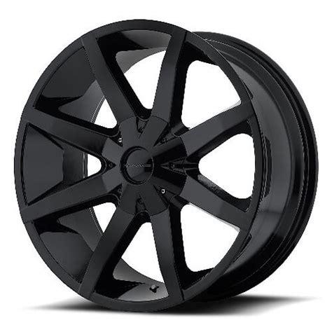 26 quot kmc wheels km651 slide gloss black rims kmc003 4