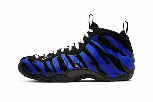 "Nike Air Foamposite One ""Tiger Stripes"" Release 