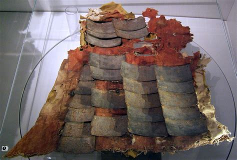 Armor plates from a brigandine, 15th century, Castel ...