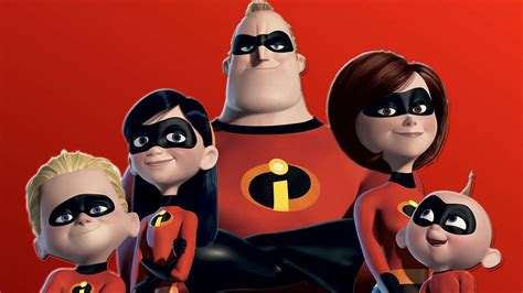 "D23 Expo 2017 ""the Incredibles 2"" Clip Reveals More Of"