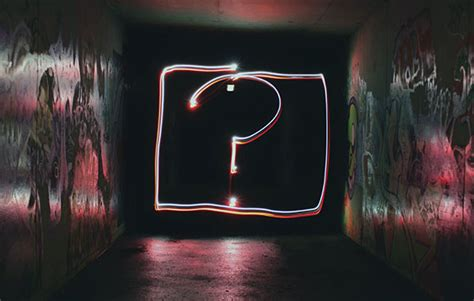 Graffiti Question : 5 Questions To Ask Yourself About Money