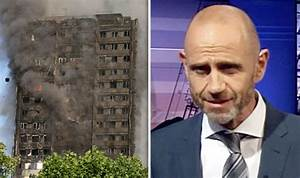 London Fire - BBC host asks if 'well-to-do in power' did ...