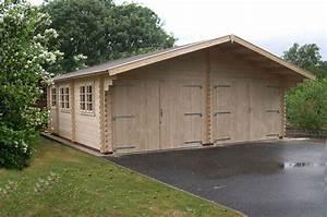 Garage Macon : garage en bois les diff rentes sortes ~ Gottalentnigeria.com Avis de Voitures