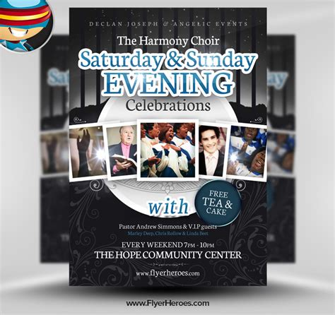 free church flyer templates photoshop 14 photoshop template church flyers images free psd church flyer templates church flyer