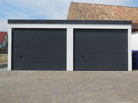 Garage In by Doppelgarage Knopp Garagen