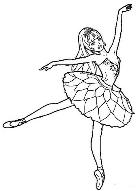 ballerina coloring pages  print coloring junction