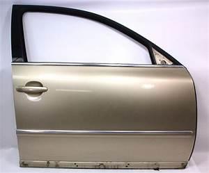 Rh Front Door Shell Skin 01-05 Vw Passat B5 5