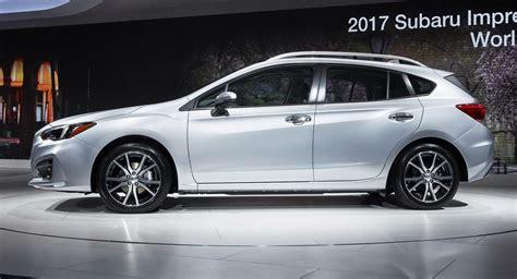 2017 subaru impreza hatchback subaru impreza hatchback 2017 estabilidad agilidad y