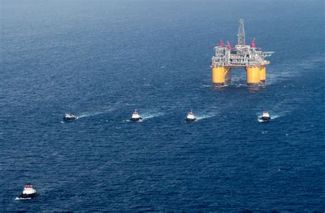 Shell Green-Lights Giant Appomattox Project in Gulf of ...