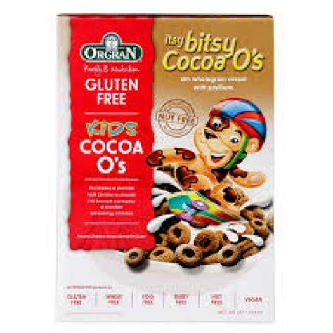 Akcija! Orgran brokastu pārslas (aplīši) ar kakao bērniem ...