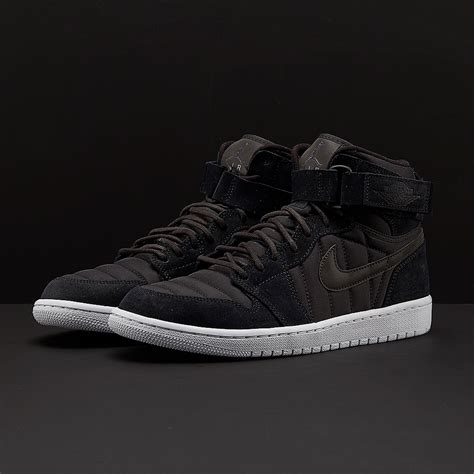 air jordan  high strap black blackanthracite pure
