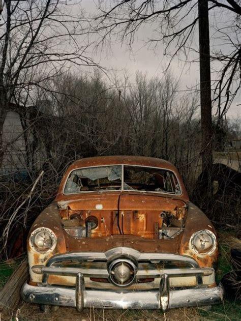 Best 25+ Abandoned Cars Ideas On Pinterest Abandoned