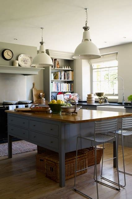 French Country Living Rooms Pinterest by Grey Country Kitchen From Plain English Kitchen Design