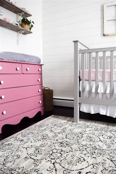 Primary Farmhouse Style Nursery Popular