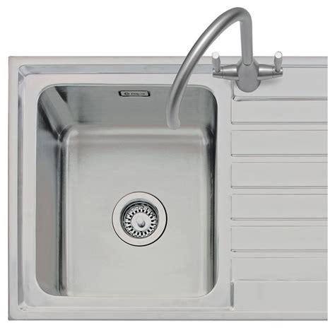 inset kitchen sink caple vanga 90 sink sinks taps 1870