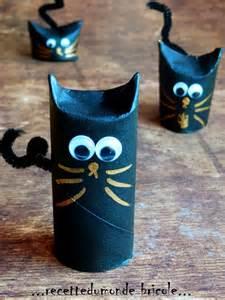 des chats avec un rouleau de papier wc enfant b 233 b 233 loisir