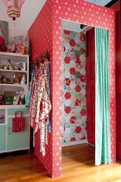 Gorgeous Change Room In A Children's Boutique Little