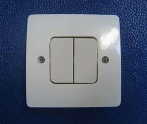 China Two-gang Double-way Switch  76f1504