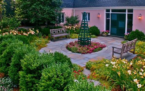 Garden Design-pittstown, Nj-photo Gallery