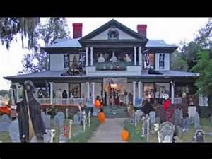 DIY Halloween yard decorating ideas - YouTube