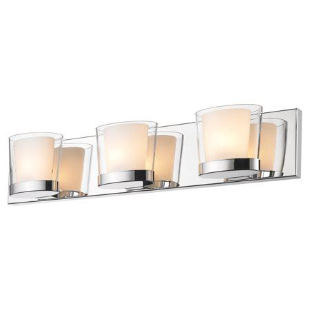walmart vanity lights golden 3030 ba3 ch three light bath vanity walmart