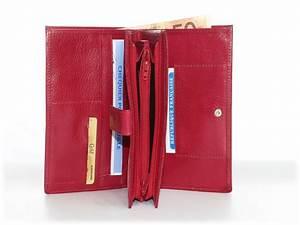 Tout En Un : portefeuille tout en un cuir lisse rouge 34463 ~ Dode.kayakingforconservation.com Idées de Décoration