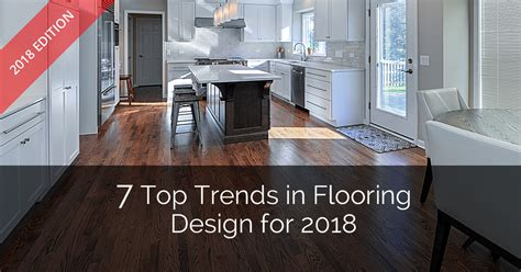 rustic bathrooms designs 7 top trends in flooring design for 2018 home remodeling
