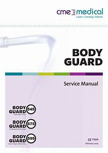 Bodyguard 545   575 And 595 Service Manual Feb 2014 Pdf