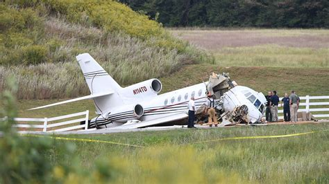 Pilots Dead In Greenville Airport Jet Crash, 2 Passengers