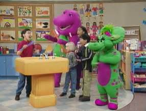Barney and Friends Season 6