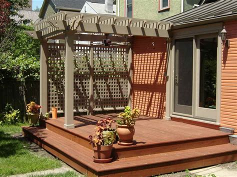 pergola and decking designs outdoor find the right house deck plans with the plants find the right house deck plans lowes