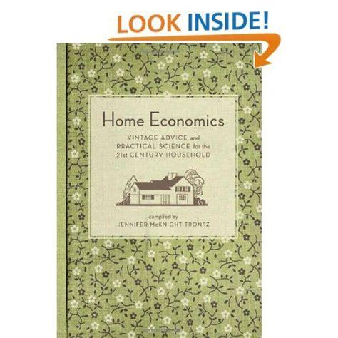Amazon.com: Home Economics (9781594744617): Jennifer ...