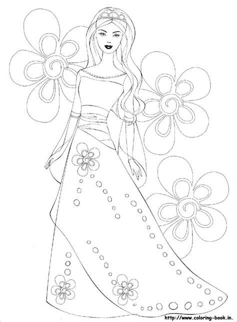 barbie coloring pages   png jpeg eps  premium templates