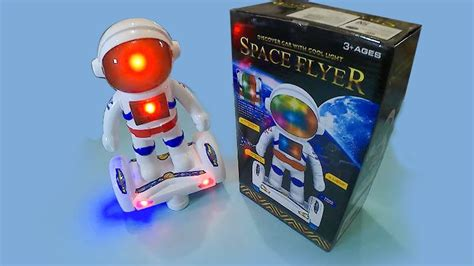 space flyer robots unboxing awesome toys for