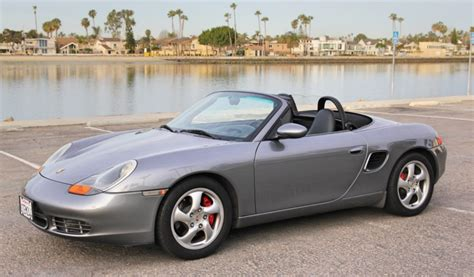 Porsche Boxster S For Sale by No Reserve 2002 Porsche Boxster S 6 Speed For Sale On Bat
