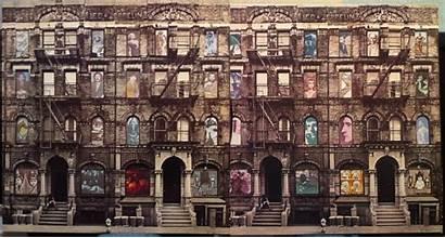 Zeppelin Led Graffiti Physical Album Covers Rock