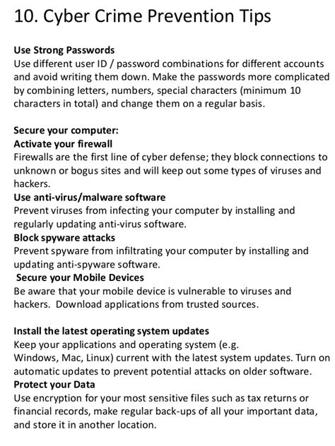 Cybercrime: A Seminar Report