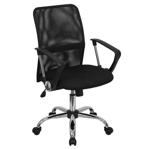 black mesh computer chair to replace chair office