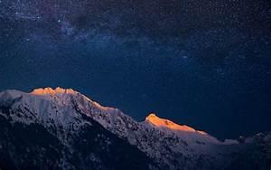 HD Night Sky Wallpaper